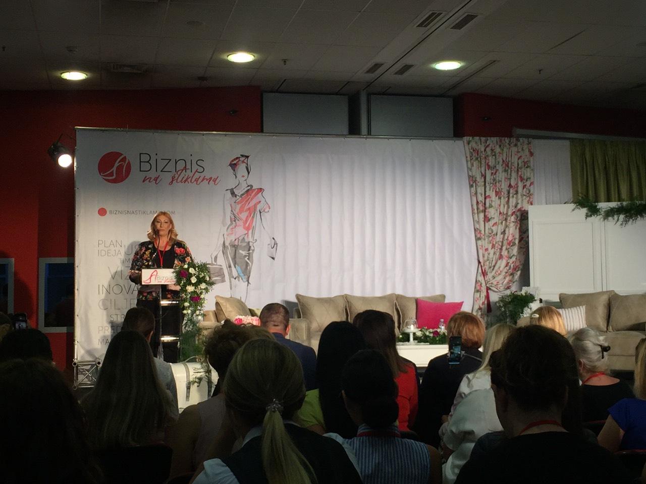"""Osnaživanje ženskog preduzetništva tema konferencije """"Biznis na štiklama"""""""