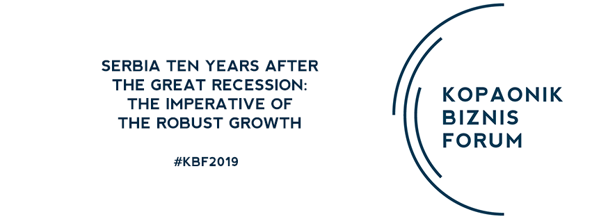 Powerful economic growth in Serbia – a key topic of this year's Kopaonik Business Forum
