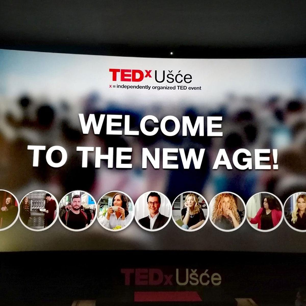 TEDxUšće 2019: Inspirativne priče novog doba