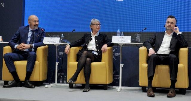 Diana Gligorijević: Robot će morati da misli, to više nije samo IT