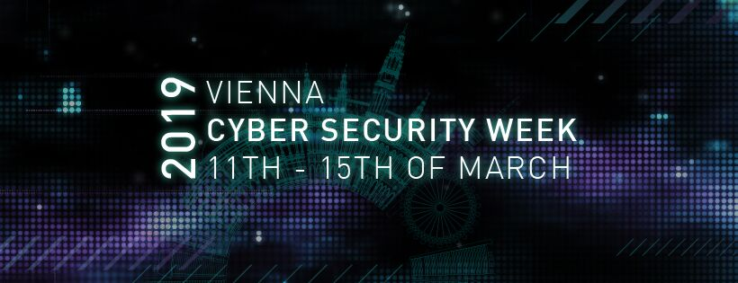 TeleGroup at Vienna Cyber Security Week conference