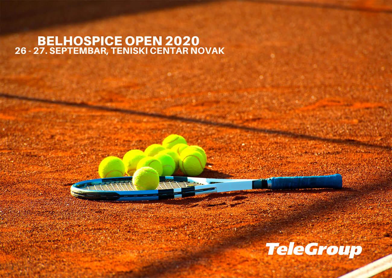 TeleGroup spreman da pokaže svoje tenisko umeće