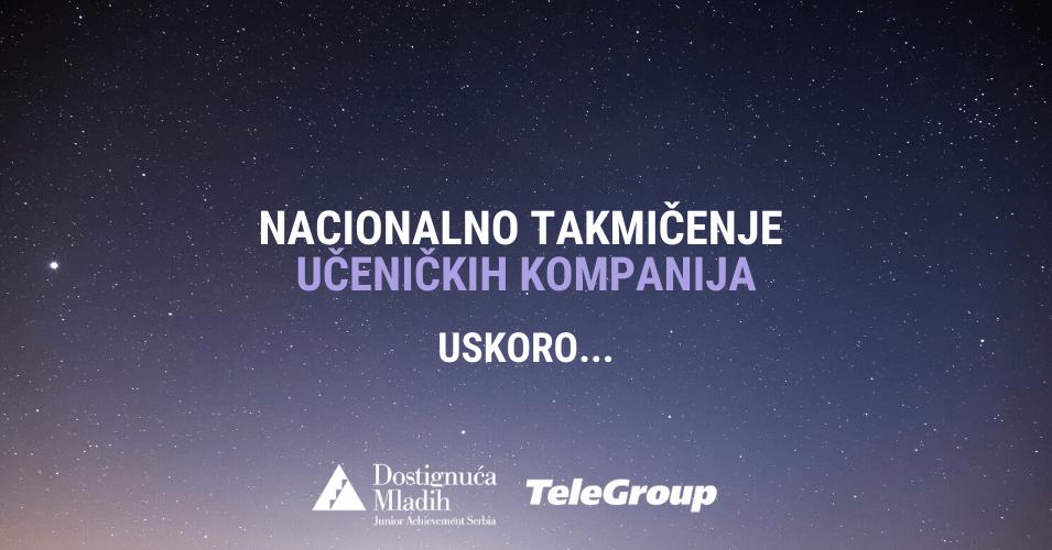 """TeleGroup pokrovitelj programa """"Učenička kompanija"""" petu godinu za redom"""