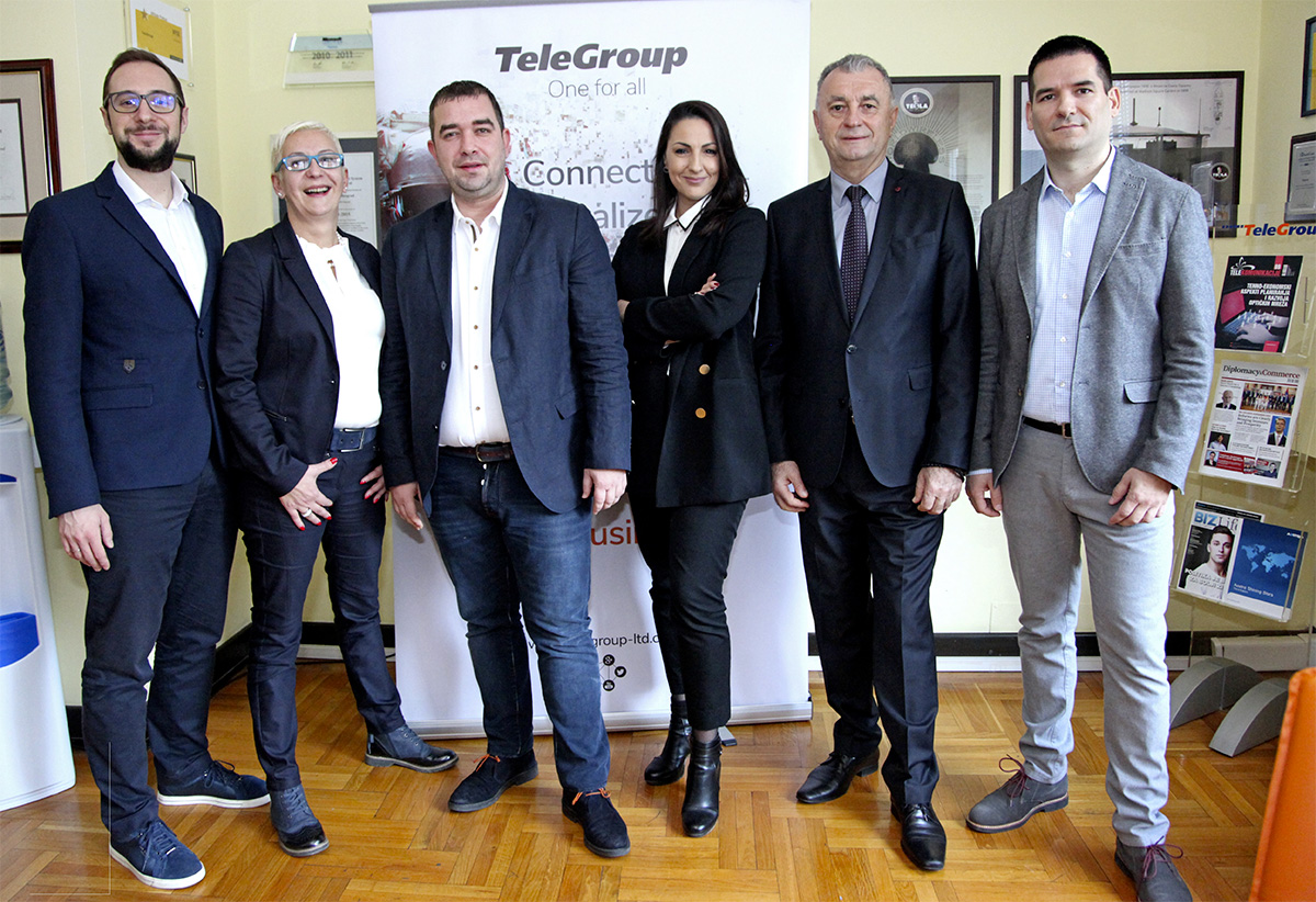 New management team in Serbia