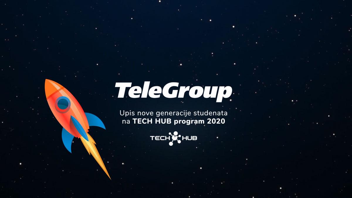 TeleGroup Banja Luka i Elektrotehnički fakultet upisuju novu generaciju studenata na Tech Hub program stručne prakse