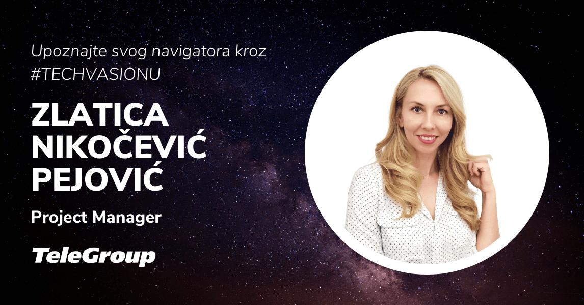 O ženama u IT sektoru, radu u TeleGroup-u Podgorica, motivaciji i hobijima naše koleginice Zlatice Nikočević Pejović