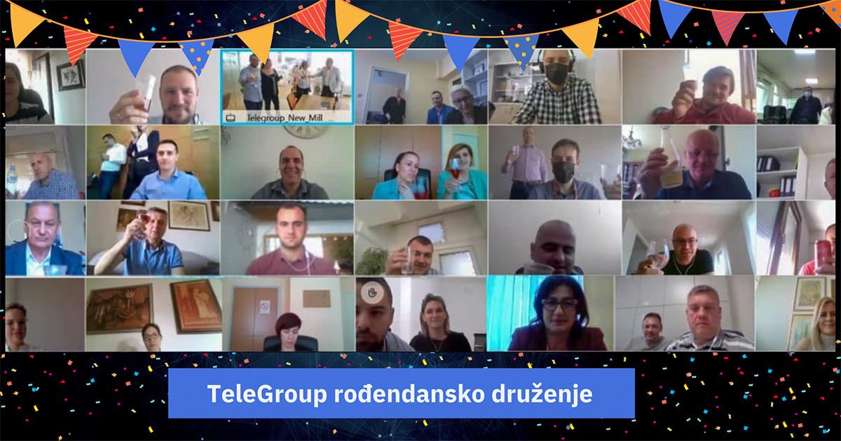 TeleGroup Beograd slavi 20 godina uspešnog poslovanja
