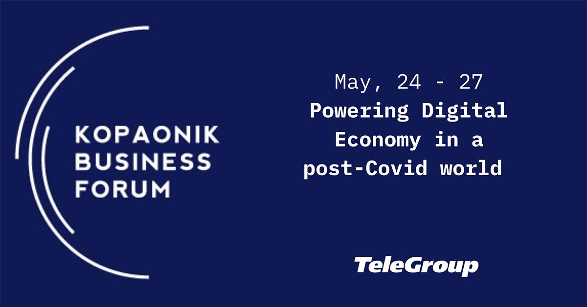 TeleGroup na Kopaonik biznis forumu
