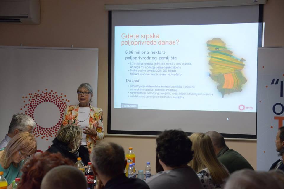 Digitalizacija u poljoprivredi – izazovi i šanse u organskoj i konvencionalnoj proizvodnji u Srbiji