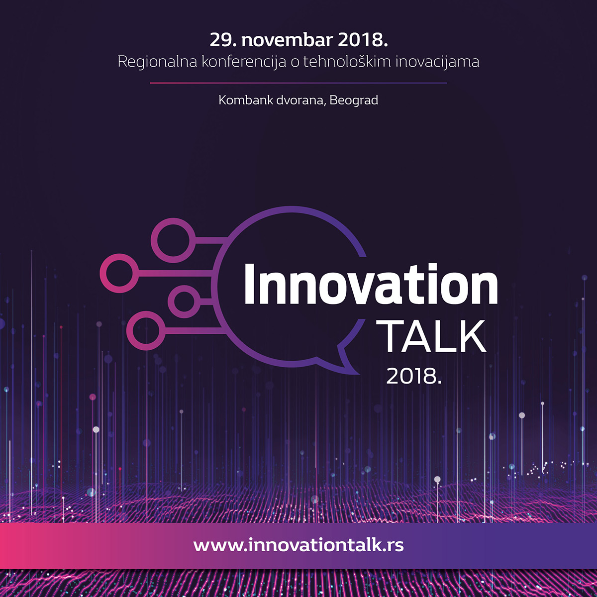 TeleGroup deo regionalne konferencije o tehnološkim inovacijama – Innovation Talk 2018