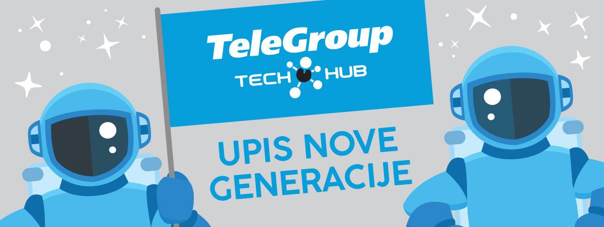 U susret drugoj generaciji TeleGroup Tech Hub programa stručne prakse